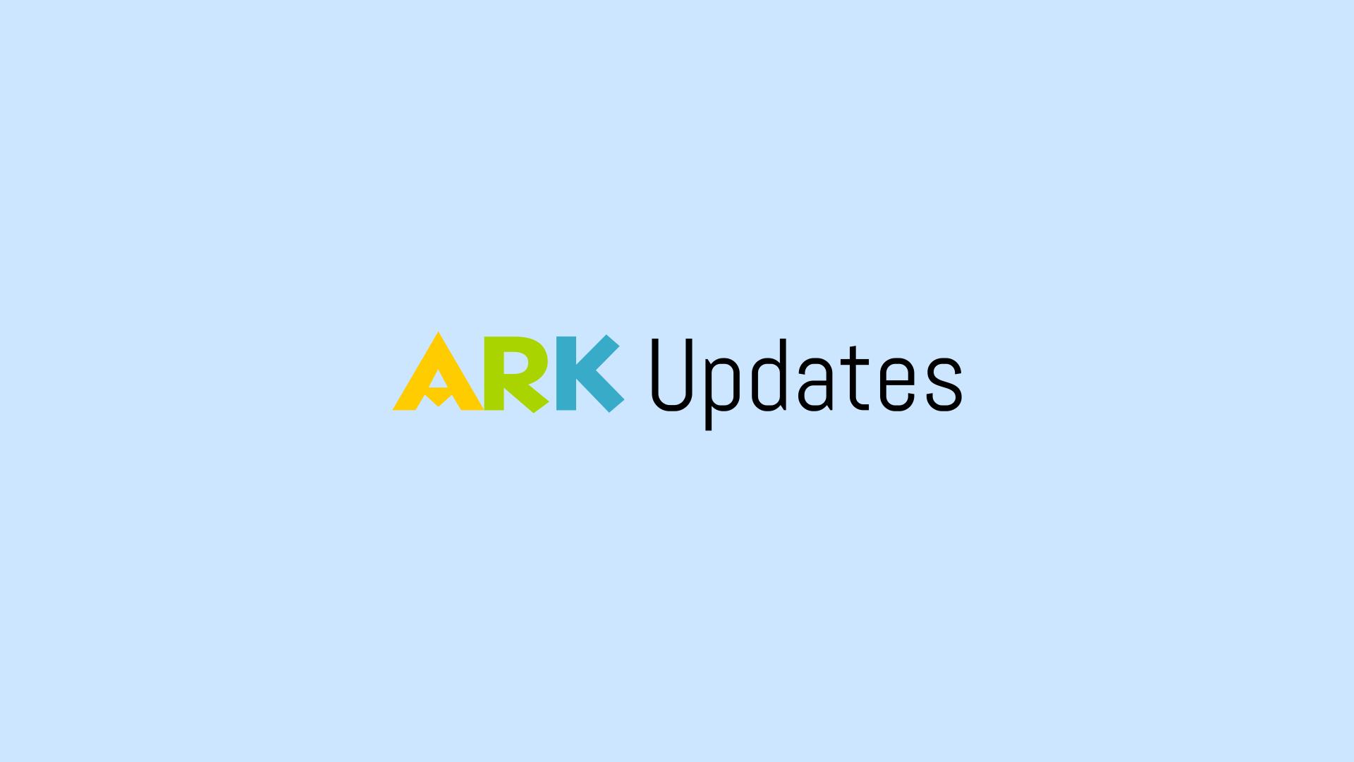 Default ARK Updates Image